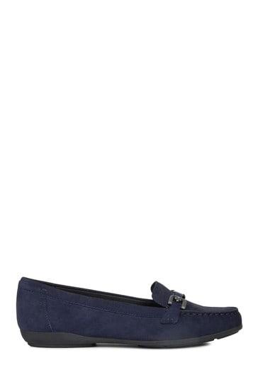 Geox Blue D Annytah Moc A Shoes