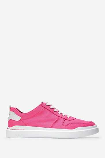 Cole Haan Grandpro Red Rally CA Trainers