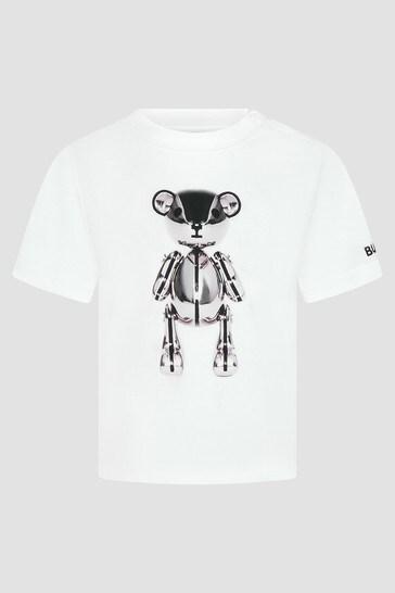 Unisex White T-Shirt