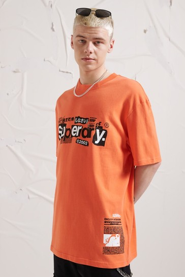 Superdry Energy Extra Super 5 T-Shirt