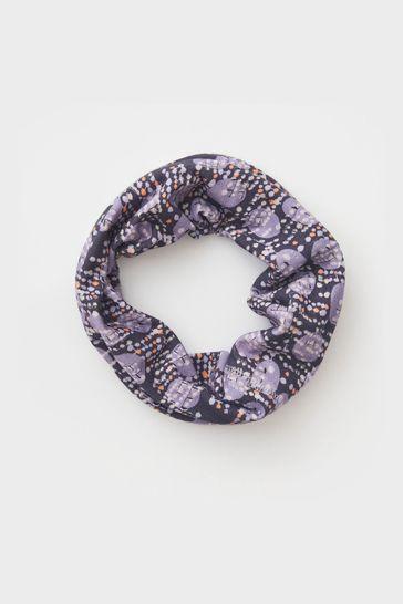White Stuff Purple Versatile Jersey Roll
