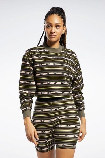 Reebok Classics Printed Sweatshirt
