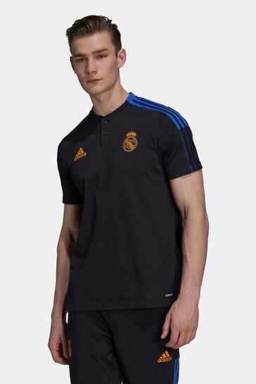 adidas Real Madrid Tiro Polo Shirt