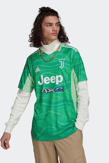 adidas Juventus 21/22 Goalkeeper Jersey