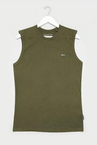 BadRhino Grey Muscle Vest