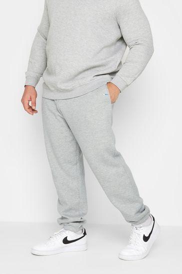 BadRhino Grey Essential Joggers