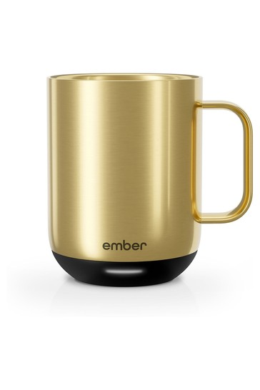 Ember Temperature Controlled Smart Mug² Metallic Collection