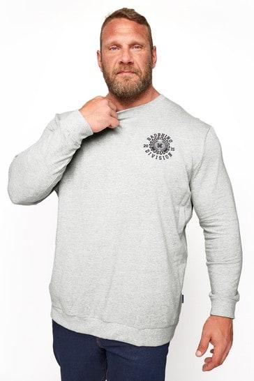 BadRhino Grey Division 15 Sweatshirt