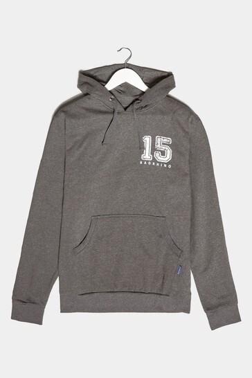 BadRhino Grey Division 15 Hoodie