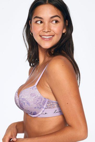 Victoria's Secret PINK Victoria's Secret PINK Wear Everywhere T-Shirt Lightly Lined Bra