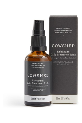 Cowshed Exfoliating Daily Treatment Tonic 50ml