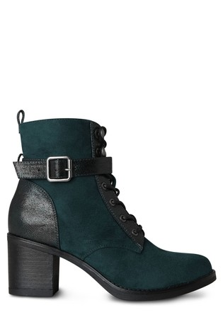 Joe Browns Blue Set the Trend Strappy Boots