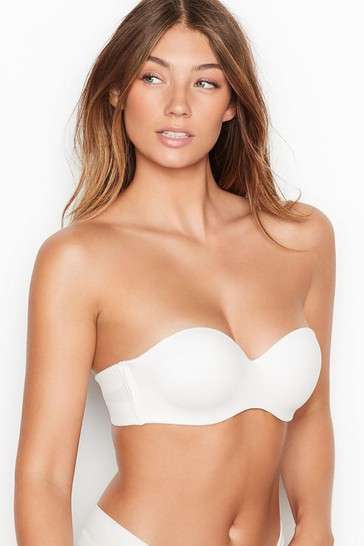 Victoria's Secret Lightly Lined Strapless Bra