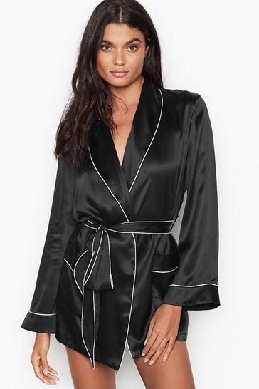 Victoria's Secret Silk Robe