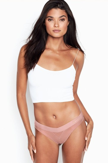 Victoria's Secret Lace Thong Panty