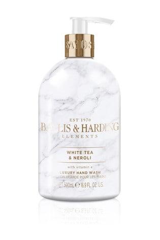 Baylis & Harding Elements White Tea and Neroli 500ml Hand Wash