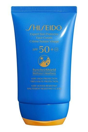 Shiseido Expert Sun Protector Face Cream SPF50  50ml