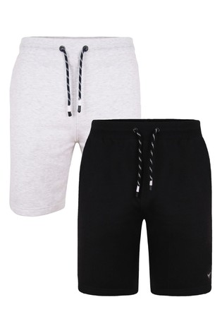 Threadbare Multi Sweat Shorts Pack Of 2