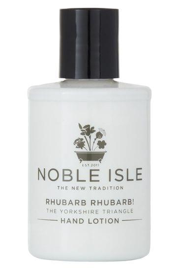 Noble Isle Rhubarb Rhubarb! Hand Lotion 75ml