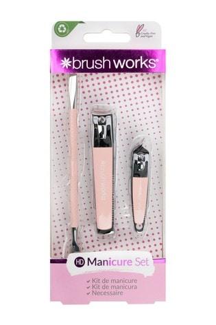 Brush Works Manicure Set