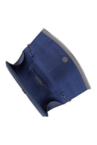 Lotus Footwear Navy Clutch Bag