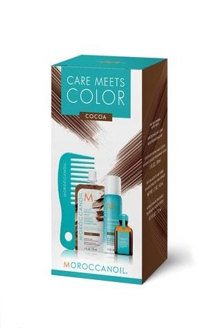 Moroccanoil Care Meets Color