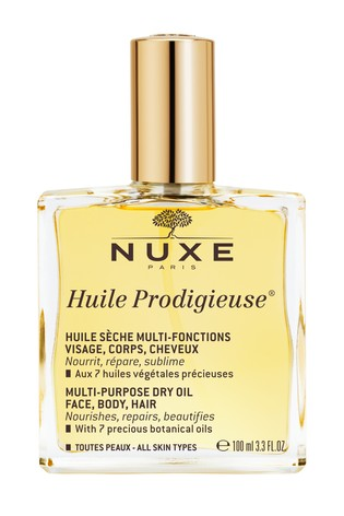 Nuxe Huile Prodigieuse® Multi-Purpose Dry Oil for Face, Body and Hair 100ml