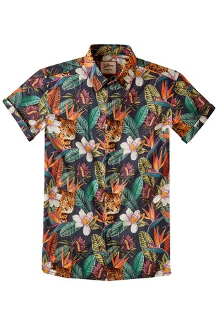Joe Browns Black Wild Side Shirt