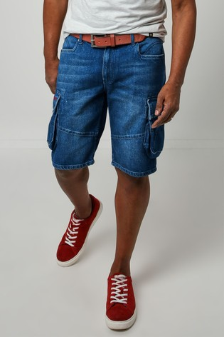 Joe Browns Blue Ready For The Weekend Shorts