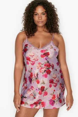 Victoria's Secret Satin Slip Dress