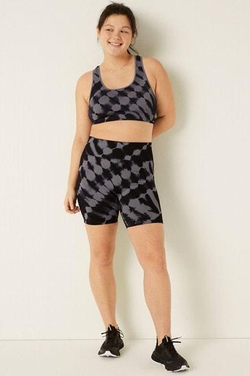 Victoria's Secret PINK Seamless High Waist Textured Rib Cycling Short