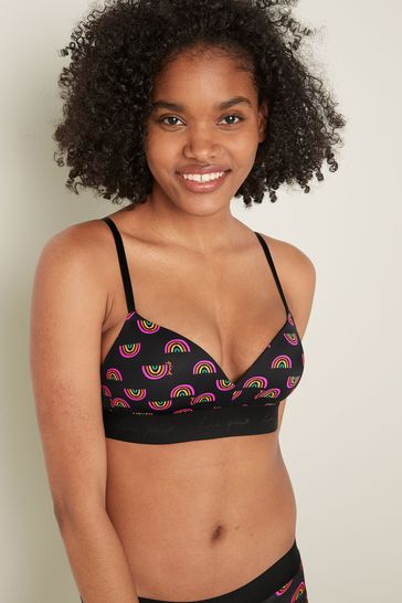 Victoria's Secret PINK Wear Everywhere Wireless Lightly Lined Push-Up