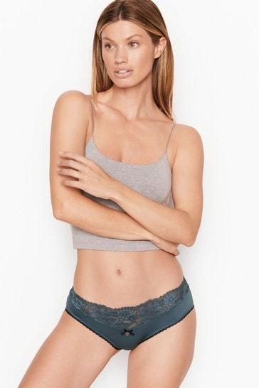 Victoria's Secret Lace Waist Hiphugger Panty