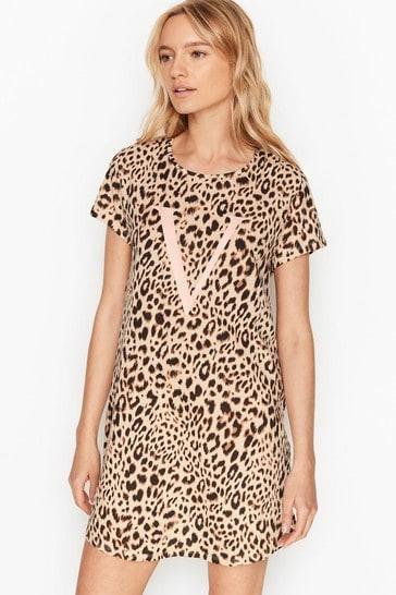 Victoria's Secret Lightweight Pima Cotton Sleepshirt