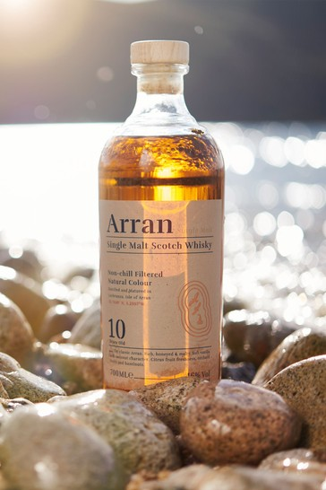 DrinksTime Arran 10 Year Old Single Malt Scotch Whisky