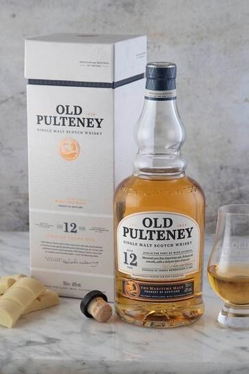 DrinksTime Old Pulteney 12 Year Old Single Malt Scotch Whisky