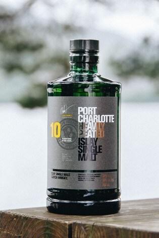 DrinksTime Port Charlotte 10 Year Old Islay Single Malt Scotch Whisky