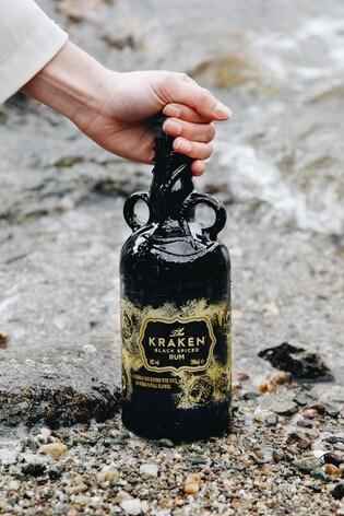 DrinksTime Kraken Black Spiced Rum Unkown Deep Limited Edition 2020