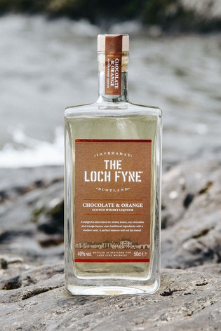 DrinksTime The Loch Fyne Chocolate & Orange Scotch Whisky Liqueur