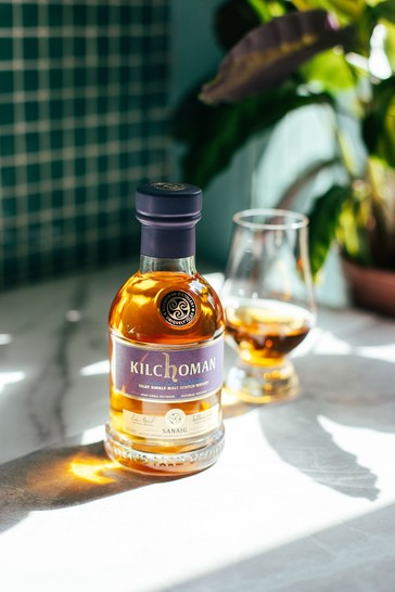 DrinksTime Kilchoman Sanaig Single Malt Scotch Whisky 20cl