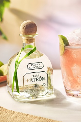 DrinksTime Patron Silver Tequila
