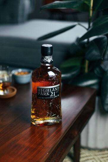 DrinksTime Highland Park 21 Year Old Single Malt Scotch Whisky