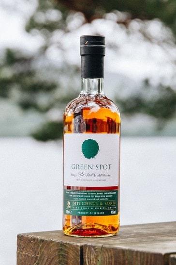 DrinksTime Green Spot Single Pot Still Irish Whiskey