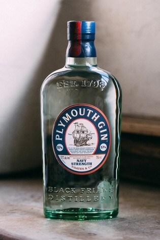 DrinksTime Plymouth Navy Strength Gin
