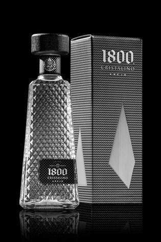 DrinksTime 1800 Cristalino Anejo Tequila Reserva