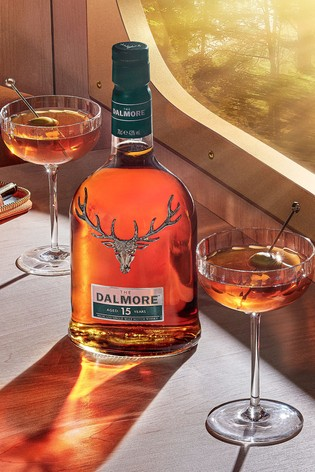 DrinksTime The Dalmore 15 Year Old Single Malt Scotch Whisky