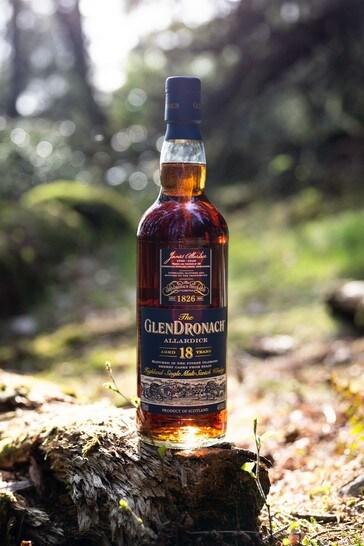 DrinksTime The GlenDronach Allardice 18 Year Old Single Malt Scotch Whisky