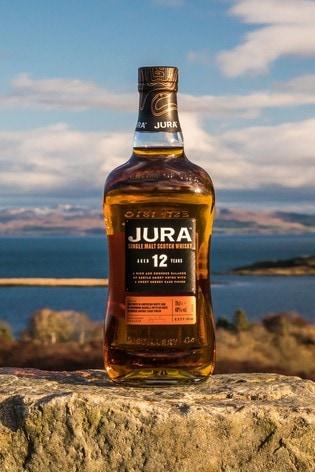 DrinksTime Jura 12 Year Old Single Malt Scotch Whisky