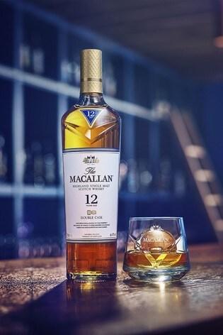 DrinksTime Macallan 12 Year Old Double Cask Single Malt Scotch Whisky