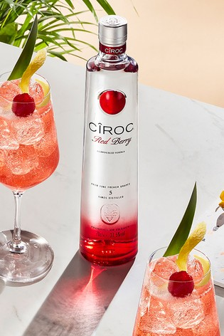 DrinksTime Ciroc Red Berry Flavoured French Vodka